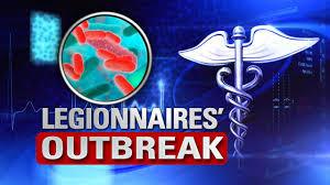 Legionairres outbreak