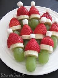 healthy foods for the holidays'