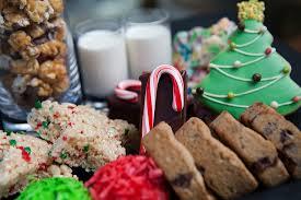 holiday junk food