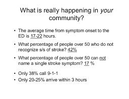 stroke part II
