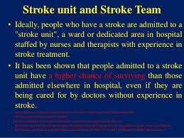stroke part IIb