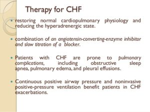therapy-for-chf